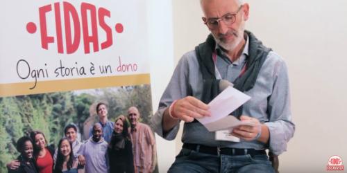Testimonianza donatori di sangue